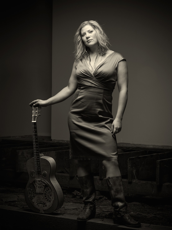 Musician Emily Jensen