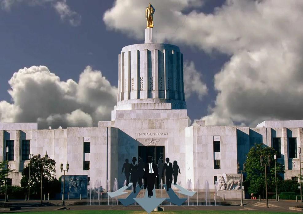 Oregon recall manual