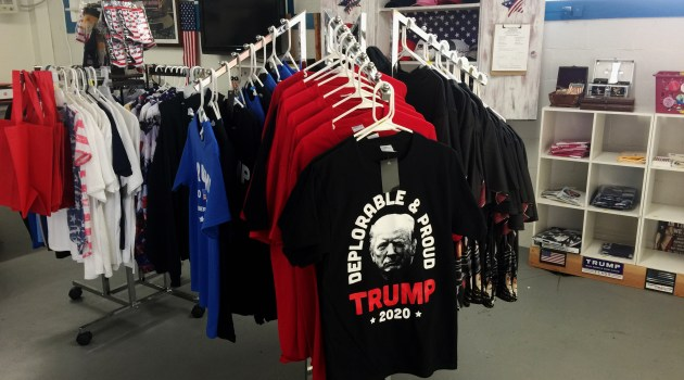 Lane County Trump & Campaign Merchandise