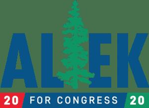 Alek for Congress