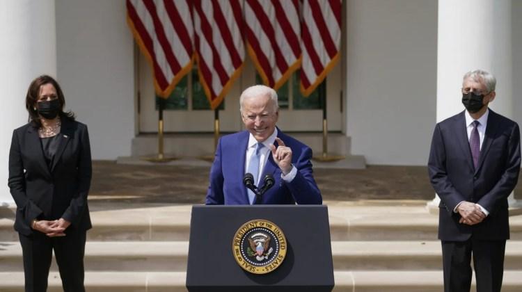 Biden Rose Garden Gun Control Speech