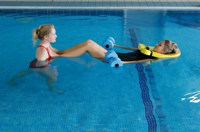 Hydrotherapy-physio-exercises