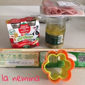 ingredienti per pizzette