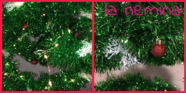 decorazioni per albero di natale sospeso