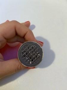 capsula del caffè colorata