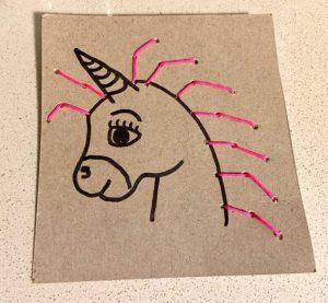 unicorno montessori