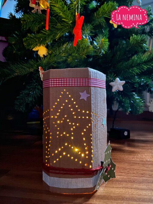 lanterna natalizia di santa lucia