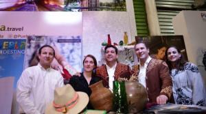 Rafa Moreno Valle Gobernador de Puebla inaugura el pabellón de Puebla en la Feria de Tamaulipas 2016
