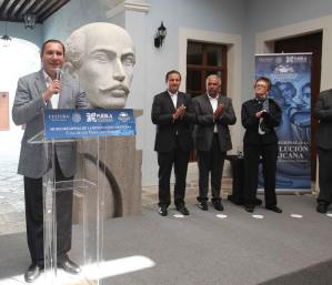 Rafa Moreno Valle Gobernador de Puebla: Nosotros tenemos la capacidad de vencer cualquier obstáculo como los hermanos Serdán