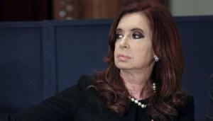 Procesan a Cristina Fernández