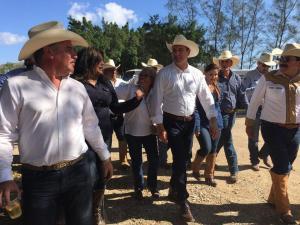 Rafa Moreno Valle: En el norte y para México, lo mejor esta por venir.