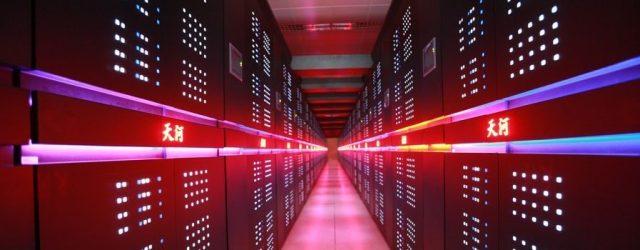 China construye super computadora, el futuro de la tecnología en ordenadores.