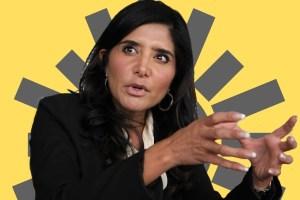 Alejandra Barrales deja la presidencia del PRD