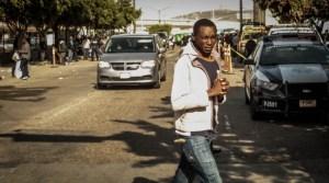 20 mil haitianos  llegaron a Baja California