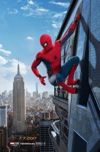 """Nuevo tráiler de """"Spider-Man: Homecoming"""""""