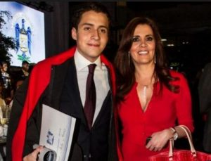 Fallece ex esposa de Eruviel Ávila