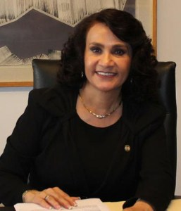 Padierna es la nueva coordinadora del PRD en el Senado
