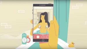 Trick Pics: la app con filtros que creó Pornhub para tapar tus nudes.