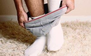 En Canadá entierran calzones para determinar la salud del suelo