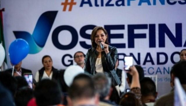 Partido local denuncia ante PGR a Josefina Vázquez Mota por presunto desvío de recursos