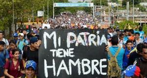 La crisis humanitaria en Venezuela ya afecta a países vecinos