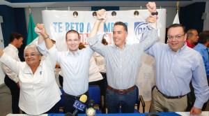 Anaya y Barrales anuncian conferencia de prensa sobre tema electoral