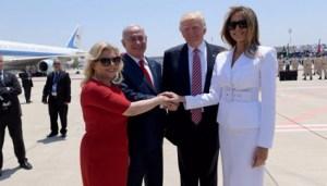 Trump considera a Iràn una amenaza para el mundo