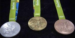Regresan medallas ganadas en olimpiadas de Río de Janeiro 2016