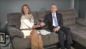 Adela Micha le pregunta sobre sus preferencias sexuales a Mancera (VÍDEO)