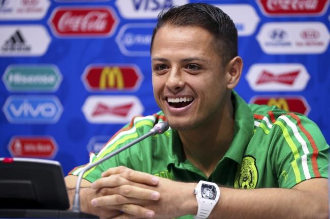 """Sin importar la posición, """"Chicharito"""" Hernández quiere ser titular"""