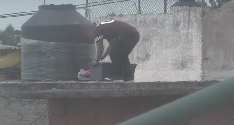 Resultado de imagen para narcomenudistas guardan droga en las azoteas de Tepito