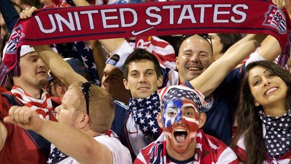 Aficionados de EUA gritan 'Eh… puto' en final de Copa Oro (VÍDEO)