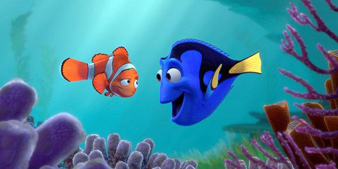 Lecciones de vida de Pixar - Buscando a Nemo