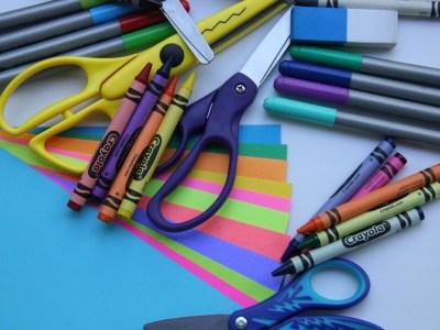 Colegio, papelería, material escolar y de oficina