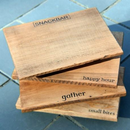 Wooden Serving Boards