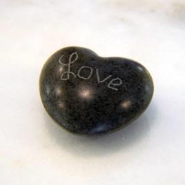 Stone Heart Love