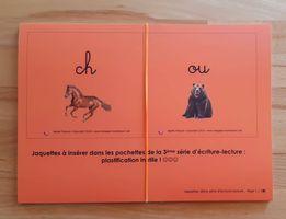 jacquettes série orange