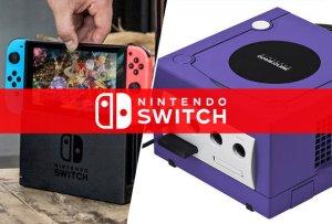 Switch vs GameCube