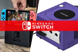 Switch vs GameCube