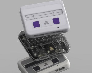 Competencia de Super Nintendo Mini