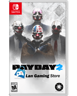 Payday 2 Nintendo Switch