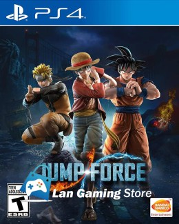 Jump Force para PS4