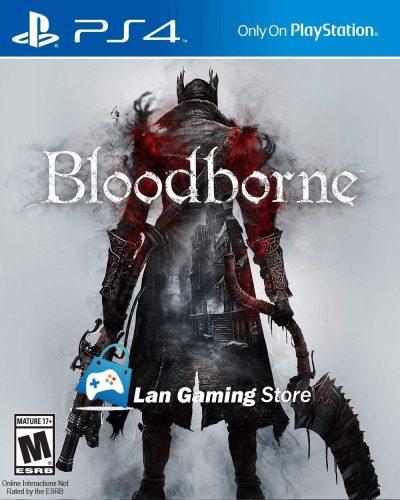 Bloodborne para PS4