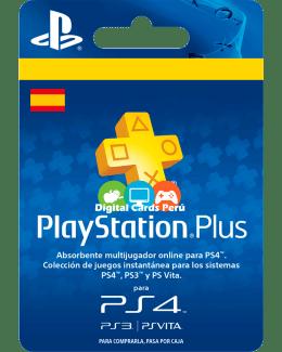 Foto de Membresía o Suscripción de Playstation Plus para cuenta de España