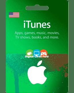 Foto iTunes Base cuenta USA