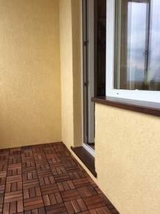 balkono apdaila kaina