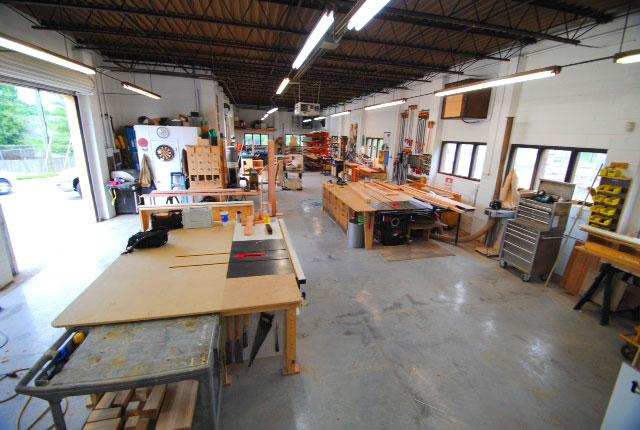 Lange Customs Shop