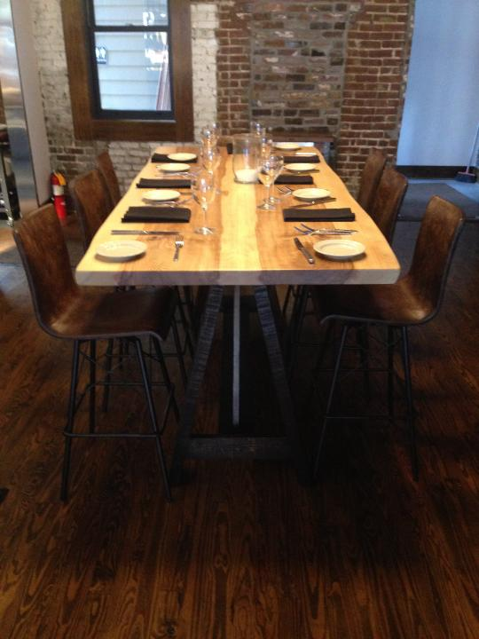 Lonesome Dove Chefs Table