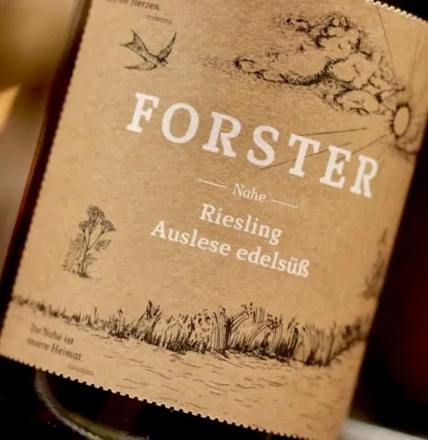 Forster räumt ab