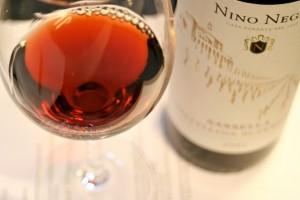 Vorsicht! Die blasse Farbe ist Nebbiolo-typisch und sagt nix über die Kraft des Weines aus...
